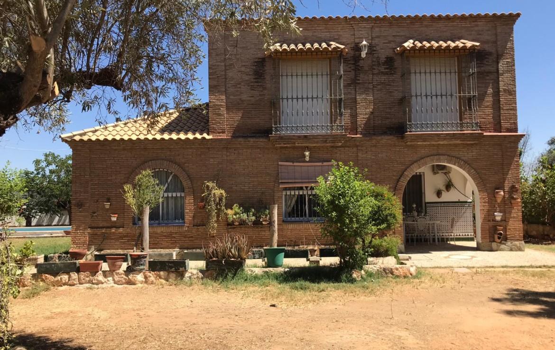 Parcela en Las Monjas - Los Palacios (UR45).