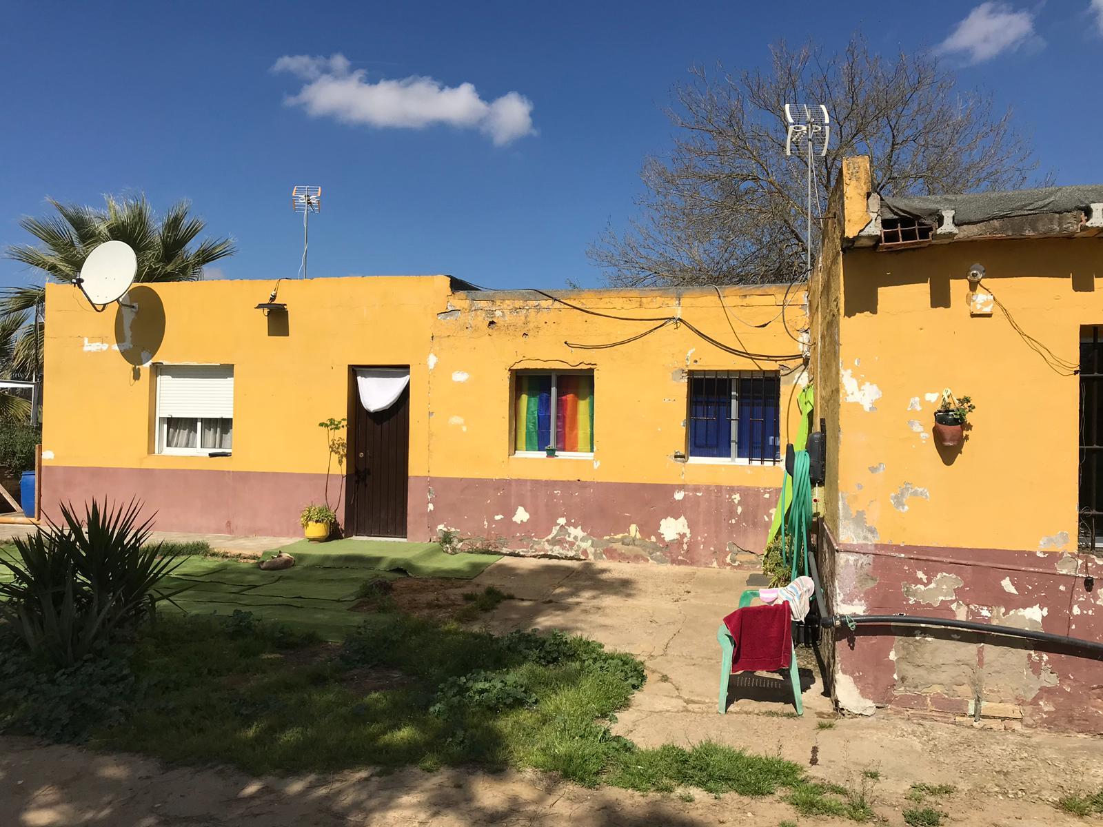Parcela en Sevilla: Las Marras - Utrera (UR7500).