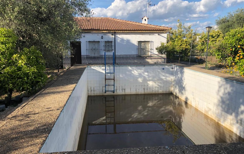 Venta de parcela en Sevilla: Urb. Los Ranchos - Sanlúcar la Mayor.