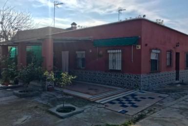 Parcela en Sevilla: Los granadillos - Utrera (UR108B).
