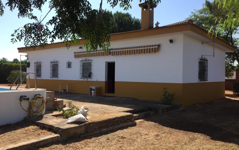 Parcela en Monterrio - Sanlucar (AL38).