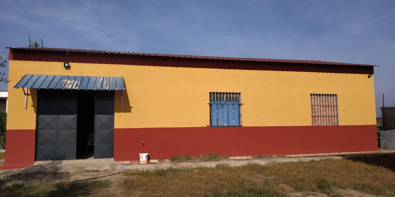 Parcela en Sevilla: Monroy - Los Palacios (UR40).