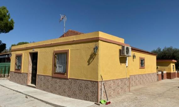 Parcela en Los naranjos - Carmona (NIV66).
