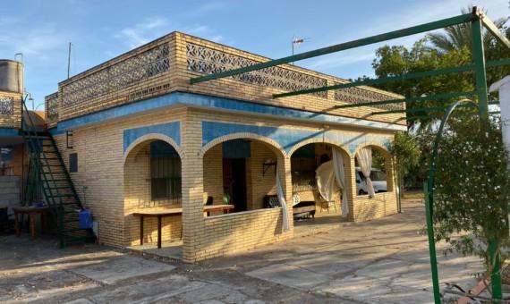 Parcela en Torrelaguna - Carmona (NIV118).
