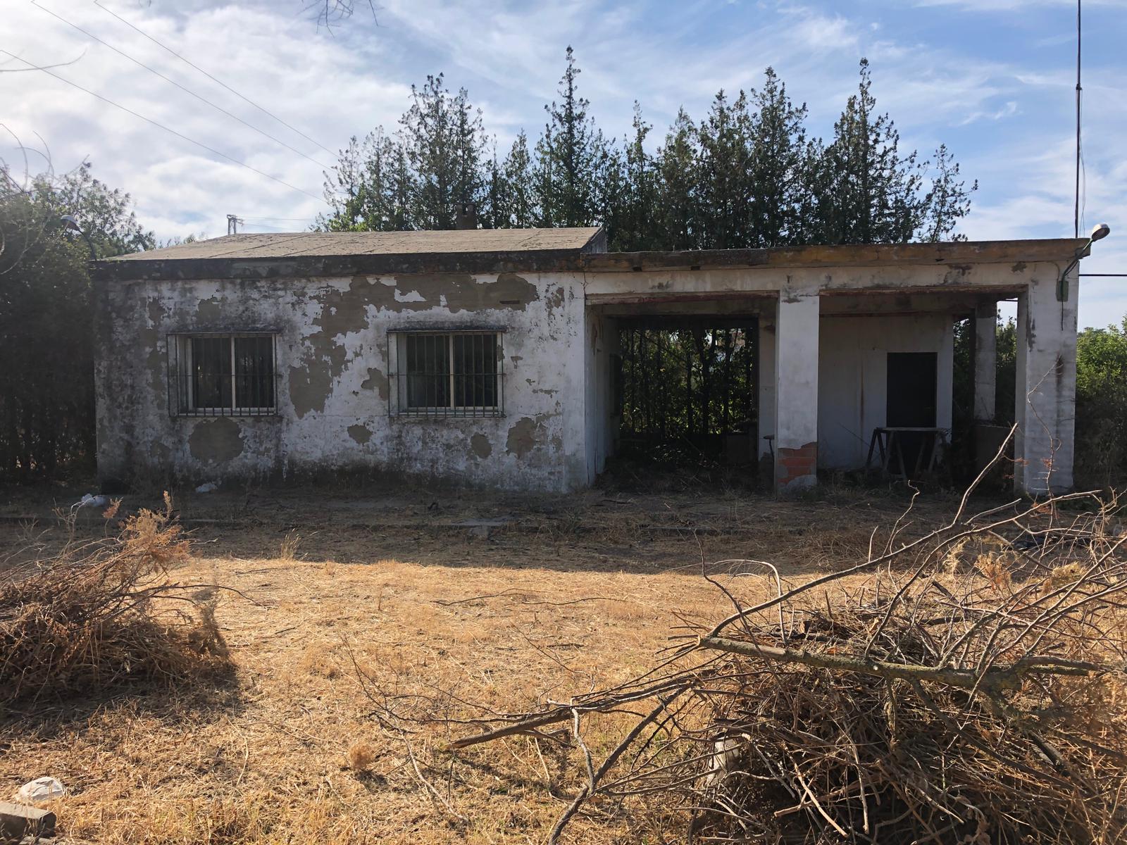 Parcela en Los Ranchos - Sanlúcar la Mayor (AL45B).
