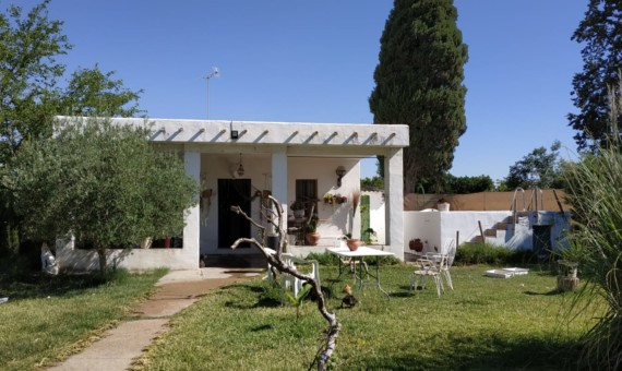 Parcela en La Romana - Utrera (UR650).