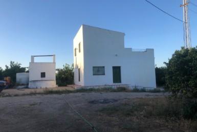 Finca en Las pulpejas - Sanlucar la Mayor (AL290).