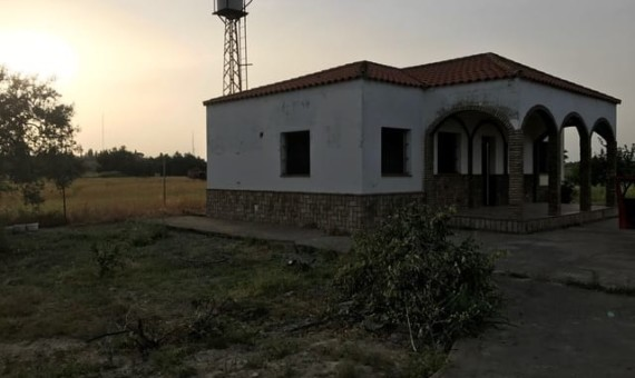 VENTA DE PARCELA EN SEVILLA: URB. ALVARADO- CAMAS