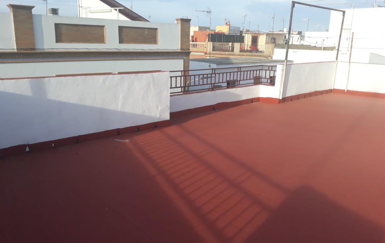 Venta de piso en Sevilla: Barrio San Jose - Utrera (UR77).