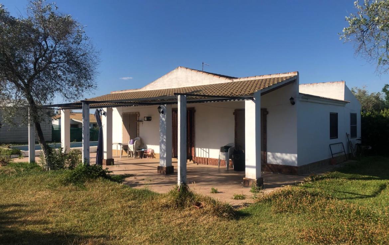 Parcela en La Dehesa - Pilas (AL80).