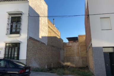 Solar en Vereda Sevillana en Arahal