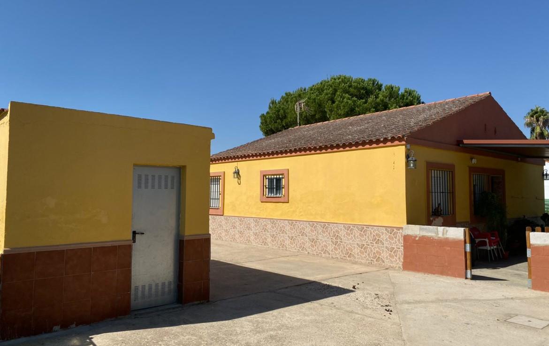 Venta de parcela en Sevilla: Urb. Casacerros - Utrera