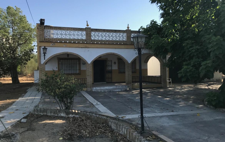 Parcela en El Barrero - Utrera (UR8500).