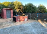 Venta de parcela en Sevilla: Urb. El fantasma (UR1150).