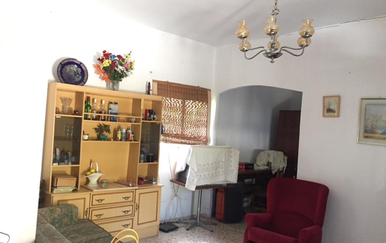 Parcela en Sevilla: El corzo - Carmona (NIV780).