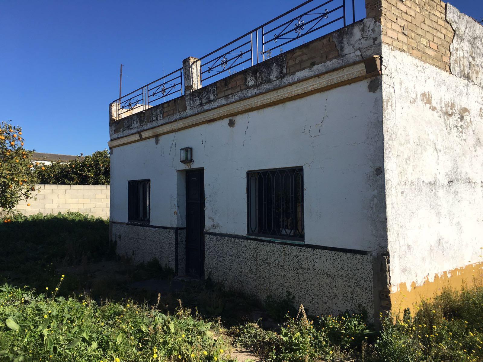 Parcela en Sevilla: Dehesa del rey - Coria del rio (AL66).