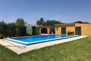 Parcela en venta en Los Ranchos en Sanlucar (AL120C).