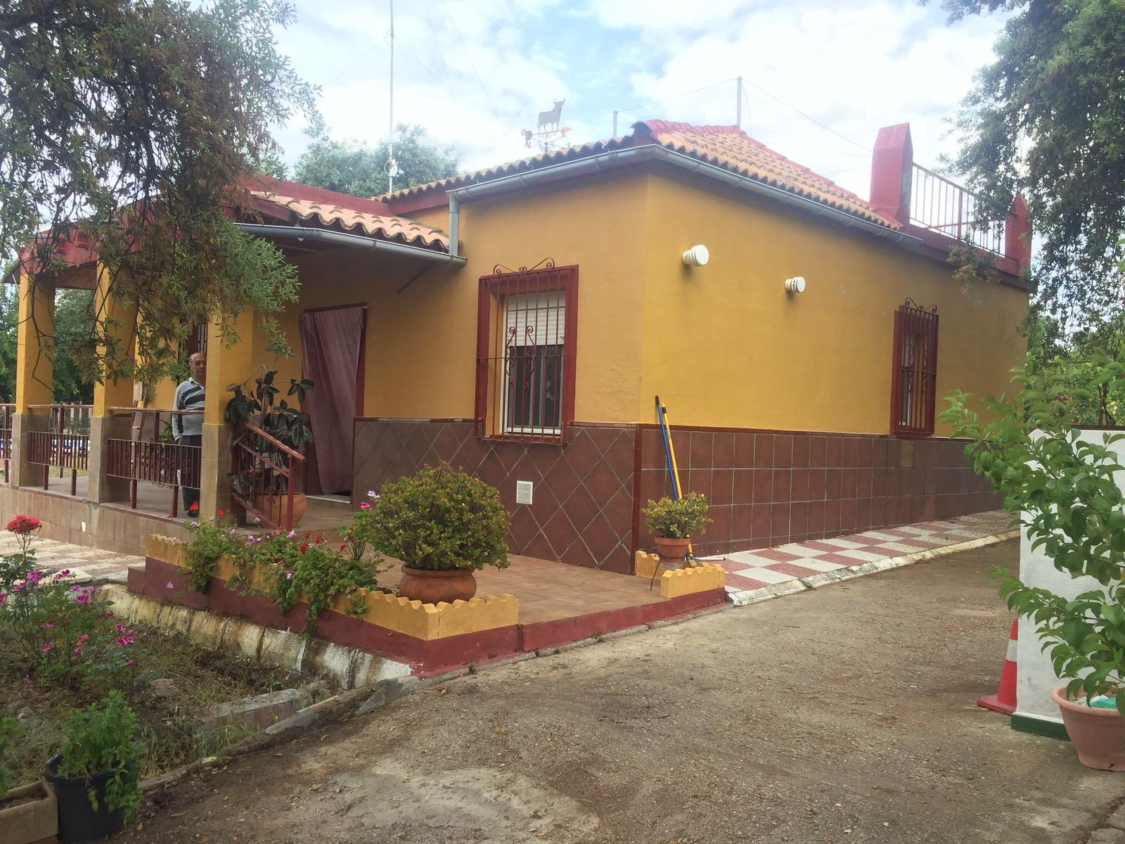 Parcela en venta en Sierra Norte en Castilblanco de los Arroyos (SN60).